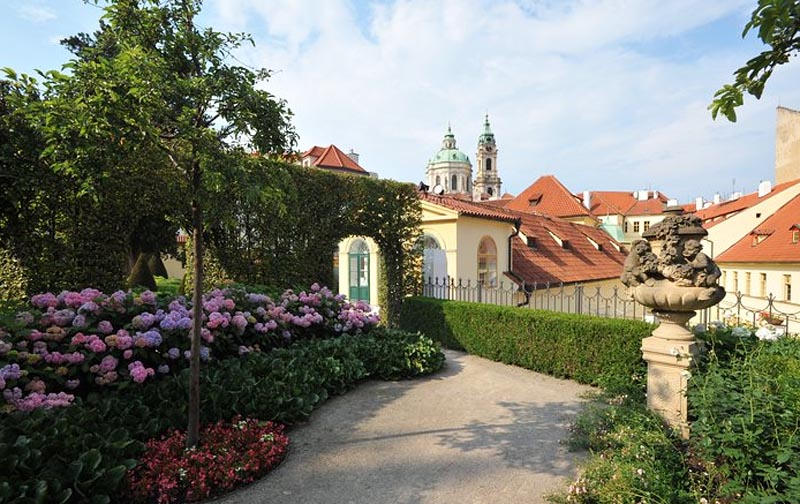 79 - Vrbovská garden - one of the most beautiful baroque gardens in Europe (22 km)