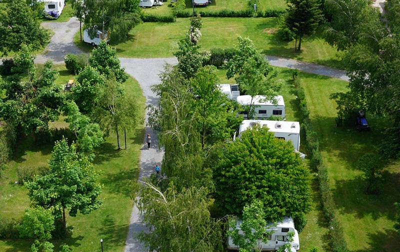Camping Oase Praha - pitches 20-44