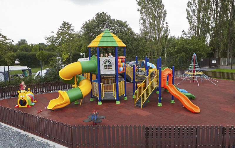 Playground - 250 square meters