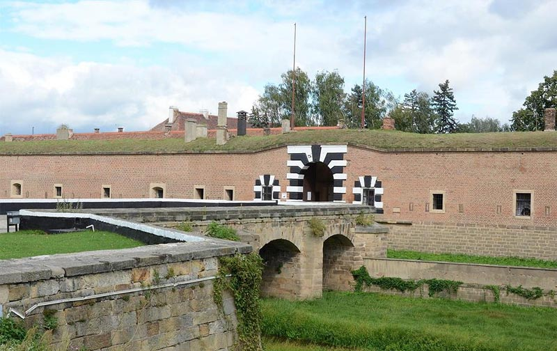 21 - The Terezín Memorial - is situated in the site of the suffering of tens of thousands of people (81 km)