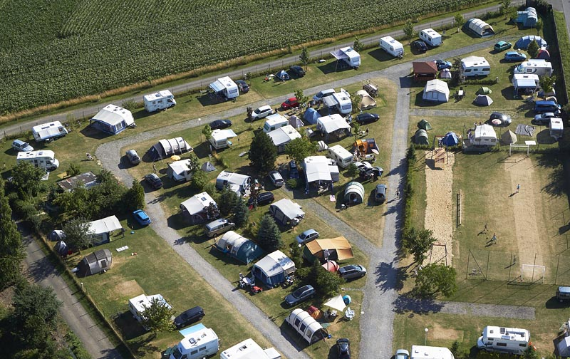 Camping Oase Praha - pitches 122-159